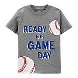 Toddler Boy Carter's Game Day Baseball Graphic Tee