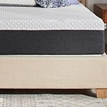 """Sealy 12"""" Hybrid Memory Foam Mattress-in-a-box with Cool & Clean Cover"""