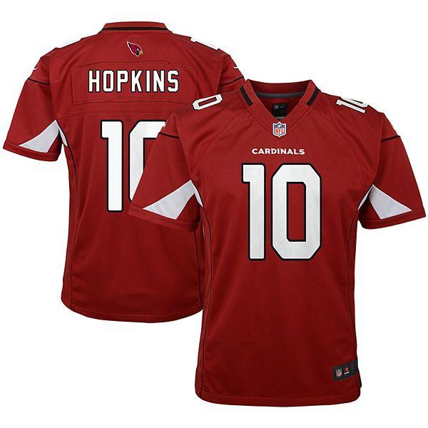 Youth Nike DeAndre Hopkins Cardinal Arizona Cardinals 2020 Game Jersey