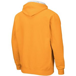 Men's Colosseum Tennessee Orange Tennessee Volunteers Big & Tall Full-Zip Hoodie