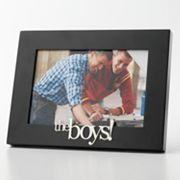 Malden The Boys! 4'' x 6'' Frame