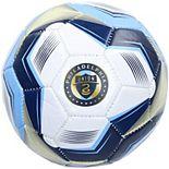 Franklin Sports Philadelphia Union Team Logo Mini Soccer Ball