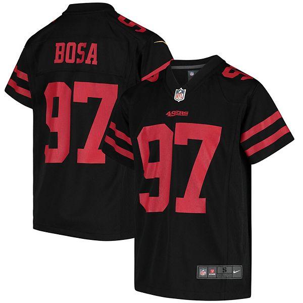 49ers black jersey
