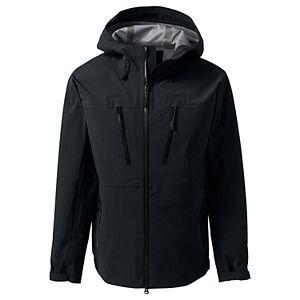 Men's Lands' End Men's Ultimate Waterproof Rain Jacket