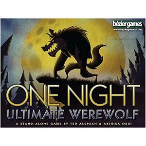 One Night Ultimate Werewolf by Bezier Games