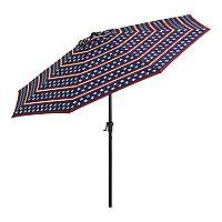 Deals on Sonoma Goods For Life 9-ft. Patio Table Umbrella + $10 Kohls Cash