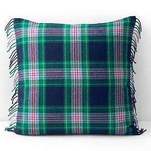 Lands' End Cashtouch Throw Pillow