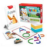 Osmo Little Preschool Genius Starter Kit for iPad with 4 Learning Games