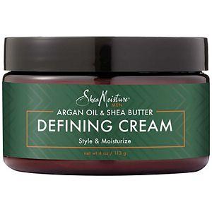 SheaMoisture Men's Argan Oil & Shea Butter Defining Hair Cream