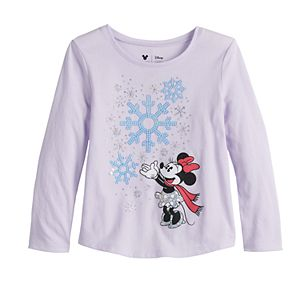 Disney's Minnie Mouse Toddler Girl Jumping Beans® Graphic Tee