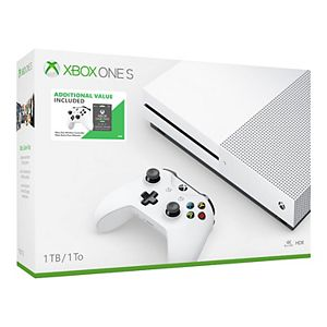 Xbox One S Console with Ultimate Game Pass + Controller Bundle
