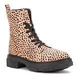 Olivia Miller Normie Women's Combat Boots
