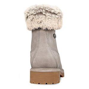 Lugz Convoy Faux Fur Women's Ankle Boots