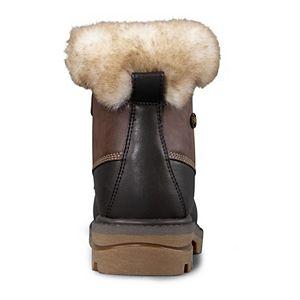 Lugz Mallard Faux Fur Women's Water Resistant Ankle Boots