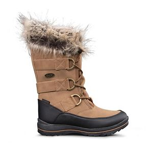 Lugz Tundra Faux Fur Women's Waterproof Winter Boots