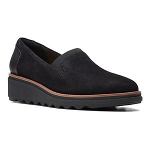 Clarks® Sharon Dolly Women's Suede Loafers