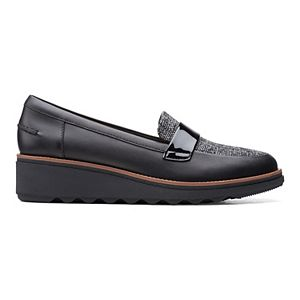 Clarks® Sharon Gracie Women's Leather II Loafers