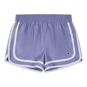 Girls 7-16 Champion Varsity Woven Shorts