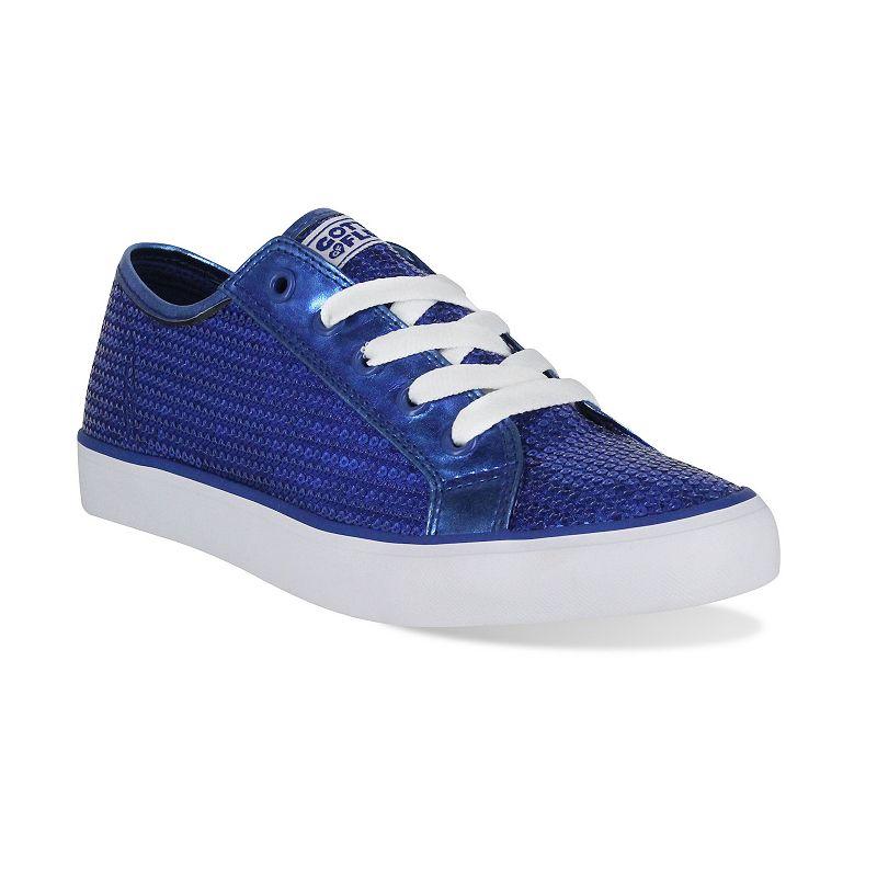 Gotta Flurt Disco II Girls' Sneakers, Girl's, Size: 11, Blue