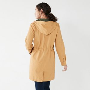Women's Nine West Laid Back Anorak Jacket