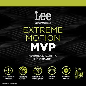 Boys 4-20 Lee® Extreme Comfort MVP Athletic Tapered Jeans in Regular, Slim & Husky