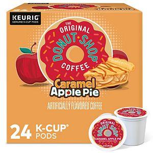 The Original Donut Shop Caramel Apple Pie Coffee, Keurig® K-Cup® Pods, Light Roast, 24 Count
