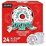 The Original Donut Shop Peppermint Bark Coffee, Keurig® K-Cup® Pods, Light Roast, 24-pack