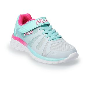 FILA? Cryptonic 6 Strap Kids' Running Shoes