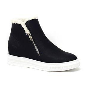Yoki Demian 88 Women's Hidden Wedge Sneakers