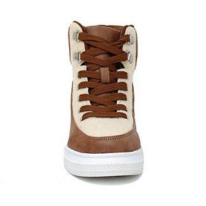 Yoki Demian 67 Women's Hidden Wedge Sneakers