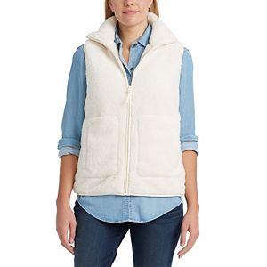 Women's Chaps Fleece Vest