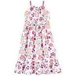 Girls 4-14 Carter's Floral Tiered Dress