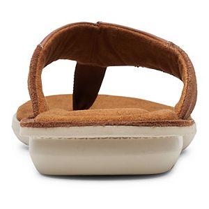 Clarks® Ellison Easy Men's Flip Flop Sandals