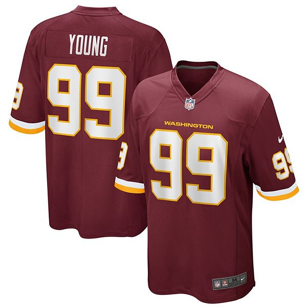 young jersey