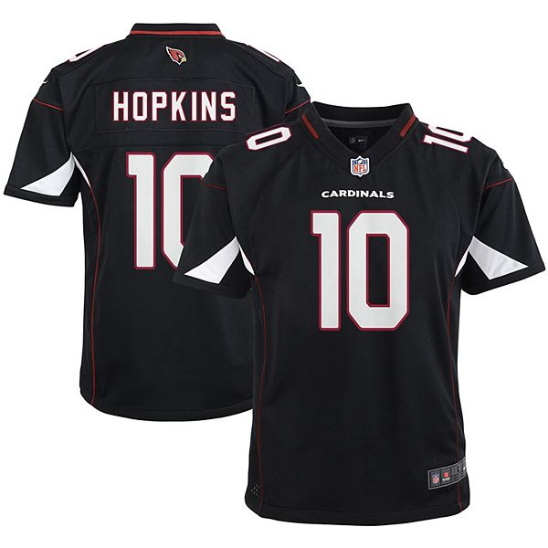 Youth Nike DeAndre Hopkins Black Arizona Cardinals 2020 Game ...