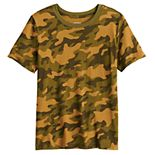 Boys 4-12 Jumping Beans® Camouflaged Tee