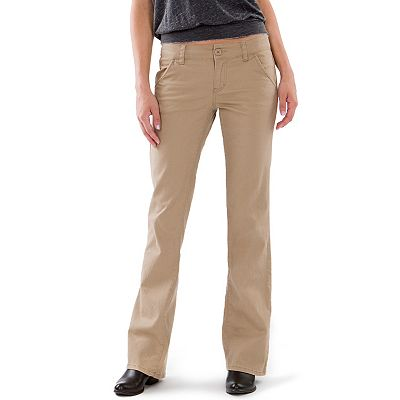 Unionbay Heather Bootcut Pants - Juniors