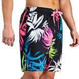 Men's Under Armour Palms Camo Swim Shorts