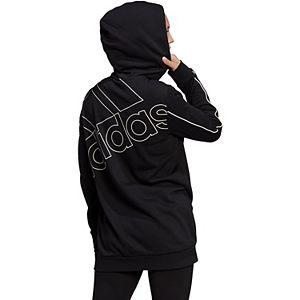Women's adidas Fav Hooded Track Jacket