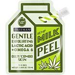 Freeman Hemp Milk Peel