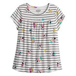Disney's Minnie Mouse Toddler Girl Layered Tee by Jumping Beans®
