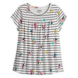 Disney's Minnie Mouse Girls 4-12 Layered Tee by Jumping Beans®