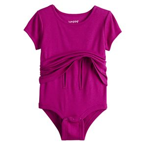 Girls 4-12 Jumping Beans® Adaptive Layered Bodysuit