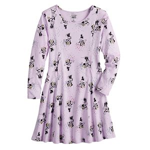 Disney's Minnie Mouse Girls 4-12 Adaptive Princess Seam Dress by Jumping Beans®