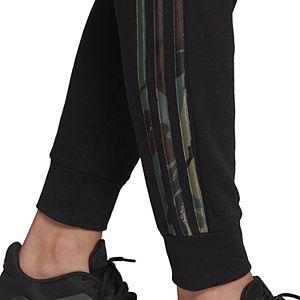 Women's adidas Camouflage French Terry Jogger Pants