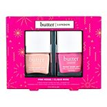 butter LONDON Patent Shine 10X Nail Lacquer Duo