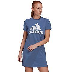 Womens Blue Adidas Active Dresses, Clothing | Kohl's