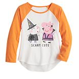 "Toddler Girl Jumping Beans® Peppa Pig ""Scary Cute"" Halloween Graphic Tee"