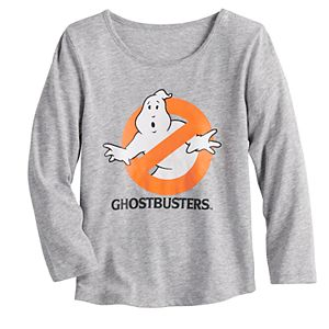 Toddler Girl Jumping Beans® Ghostbusters Graphic Tee