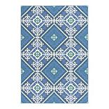 Sonoma Goods For Life® Indoor Outdoor Diamond Area Rug